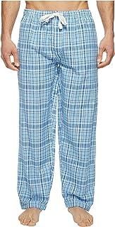 [ジョッキー] Jockey メンズ Fancy Chambray Plaid Sleep Pants パジャマ Blue XL [並行輸入品]