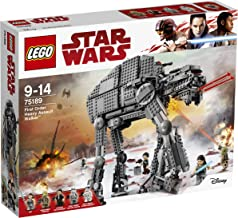 LEGO Star Wars First Order Heavy Assault Walker 75189 Playset Toy