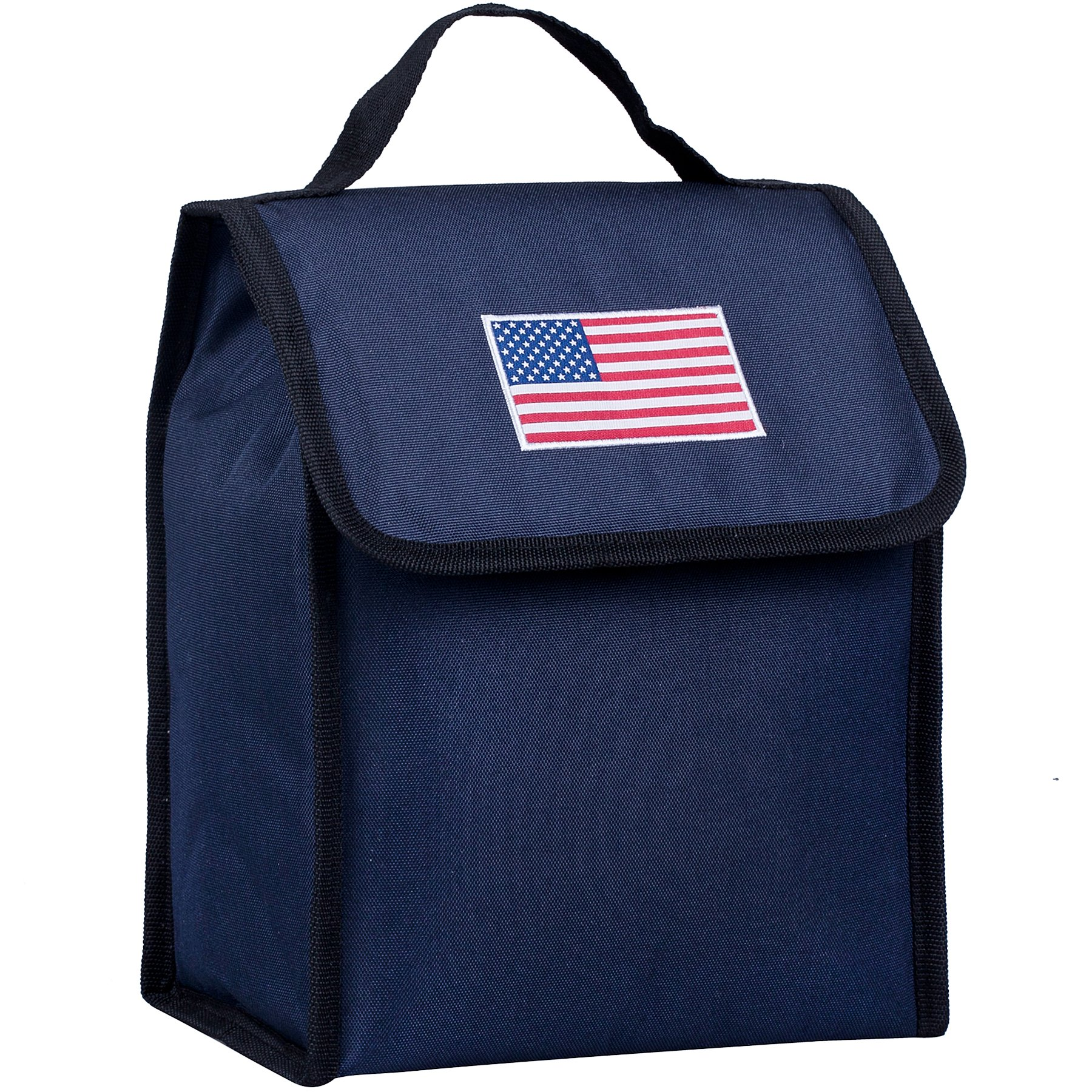 State of Mind Lunch Bag, Blue, USA