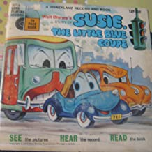 Walt Disney's Story of Susie The Little Blue Coupe #352