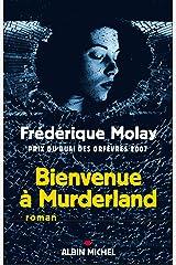 Bienvenue à Murderland Format Kindle