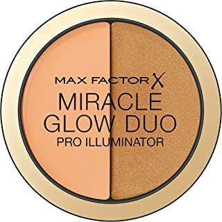 Max Factor Miracle Glow Duo, Pro Illuminator, 30 Deep, 11g