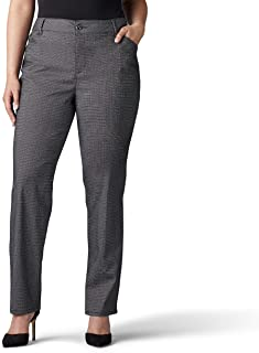 Women's Plus Size Relaxed Fit All Day Straight Leg Pant