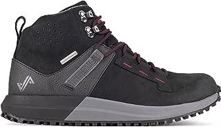 Range High – Men's Waterproof Leather Approach Sneaker Boot
