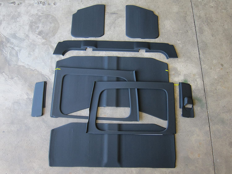 Jeep New Shipping Free Shipping Wrangler JL Recommendation 4 Door Insulation Mopar OEM Kit Headliner