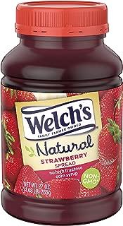Welch's Strawberry Spread, 27 oz - Pk of 12