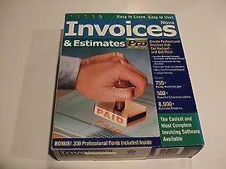 Nova Invoices & Estimates Pro