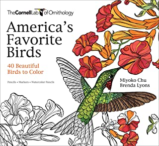 AMERICAS FAVORITE BIRDS (TP) Cornell Lab Publishing