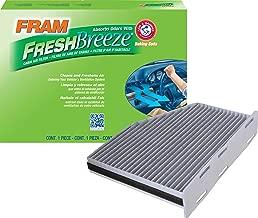 FRAM CF10373 Fresh Breeze Cabin Air Filter with Arm & Hammer