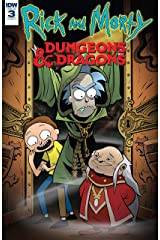 Rick and Morty vs. Dungeons & Dragons #3 (of 4) Kindle Edition