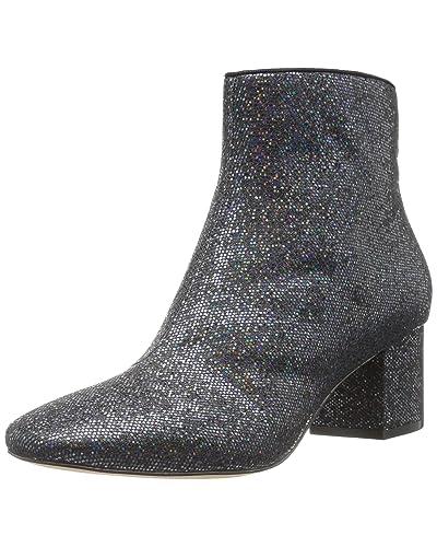 3ab7ebb34e3 Black Heel Boots: Amazon.com