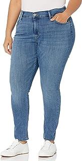 Levi's Plus-Size 711 Skinny Jeans, Rayos Índigo, 50 para Mujer