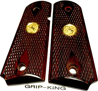 Best 1911 officer wood grips Reviews