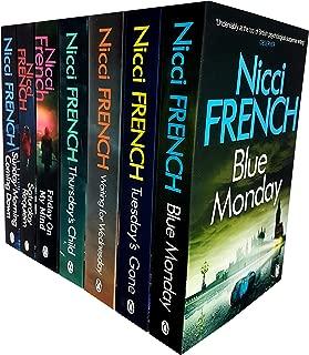 Frieda Klein Novel Series (1-7) Nicci French 7 Books Collection Set