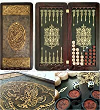 luxury backgammon table