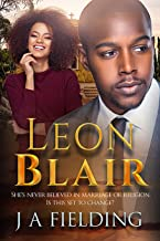 Leon Blair (Clean Christian Billionaire Romances Book 1)