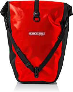 Ortlieb Back Roller Classic Red-Black Panniers 2016