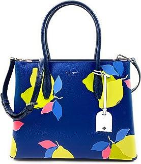 Kate Spade New York Eva Medium Zip Top Satchel Crossbody Shoulder Bag Handbag