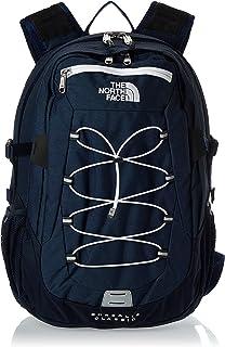 حقيبة ظهر كلاسيكية من ذا نورث فيس بوريليس للجنسين، أزرق بحري أزرق داكن TNF أبيض