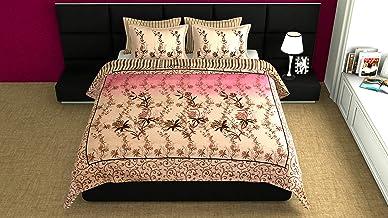 RRC Indian Cotton Kantha Quilt Queen Bedspreads/Reverisble Throw Blanket Bohemian Bedspread, Bohemian Bedding, Handmade Bl...