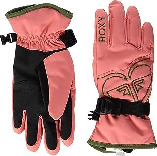 Roxy Poppy 女孩手套滑雪手套/滑雪女孩,女孩,ERGHN03017