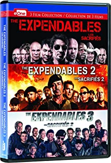 The Expendables / The Expendables 2 /The Expendables 3