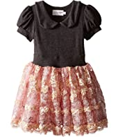 fiveloaves twofish - Miss Toinette Dress (Little Kids/Big Kids)