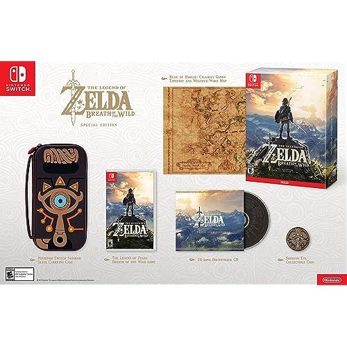 Zelda Switch Bundle: Amazon.com