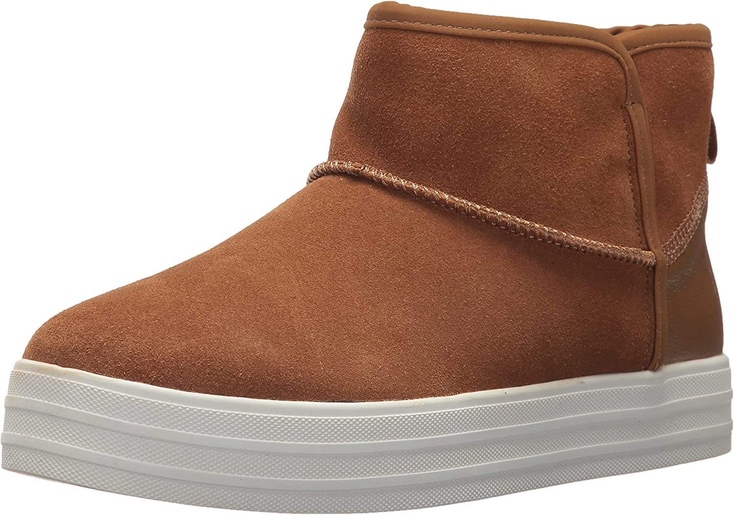 Skechers Womens Double Up - Chukka Ankle Bootie