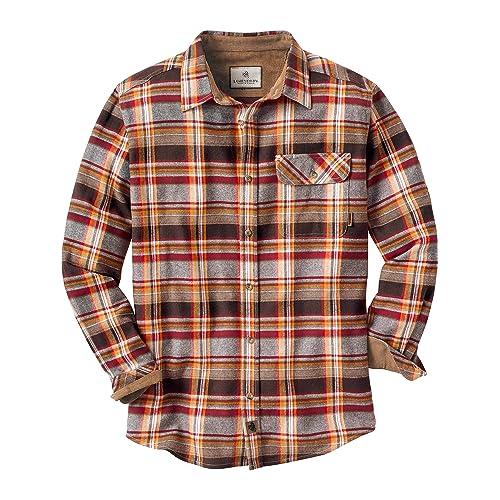 e84a94e5373 Legendary Whitetails Men s Buck Camp Flannel Shirt