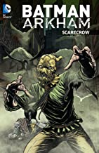 scarecrow origin comic