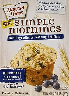 Best blueberry muffins mix Reviews