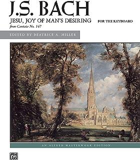 Jesu, Joy of Man's Desiring: Sheet (Alfred Masterwor
