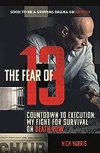 nick yarris fear of 13