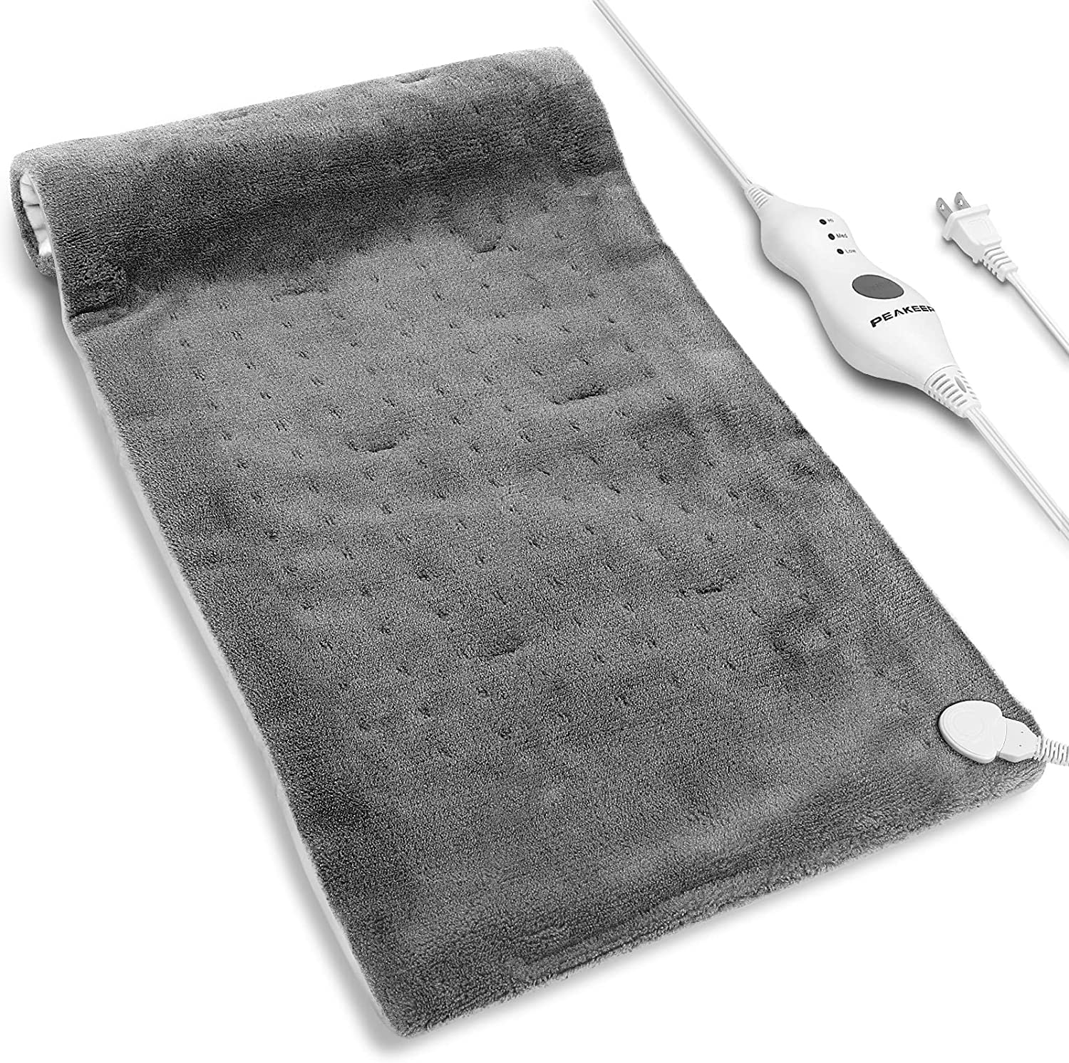Heating Pad for Back Pain Relief Cramps - 12