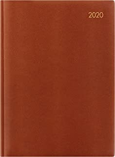 Letts 2020 Legacy - Week to View Planner with Appointments, English, 8.25 x 5.87 inches, Tan (C081221-20)