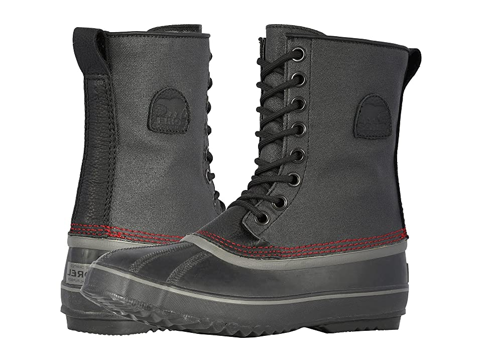 SOREL 1964 Premiumtm T CVS (Black/Sail Red) Men