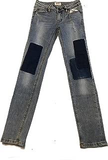 HUDSON 女童牛仔裤 修身牛仔裤 (10)