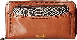 The Sak - Sanibel Leather Zip Around Wallet