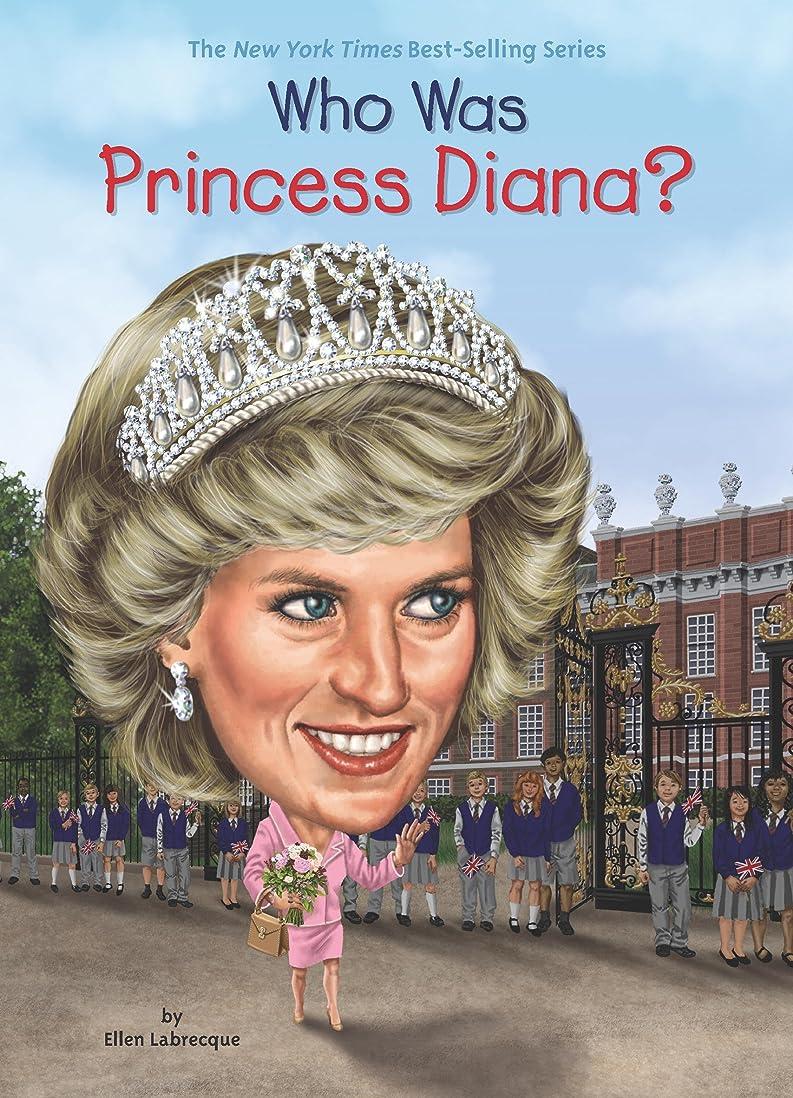 抵抗同化複製Who Was Princess Diana? (Who Was?) (English Edition)