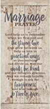 Marriage Prayer Wood Plaque Inspiring Quote - Classy Vertical Frame Wall Hanging Decoration | Lord, Help us to Remember Wh...