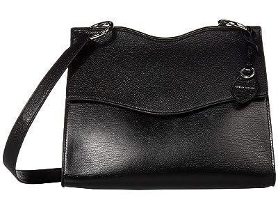 Rebecca Minkoff Dani Shoulder Bag (Black) Handbags