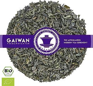 "N° 1398: Tè verde biologique in foglie ""Chun Mee Wuyuan"" - 1 kg - GAIWAN® GERMANY - tè in foglie, tè bio, China, 1000 g"