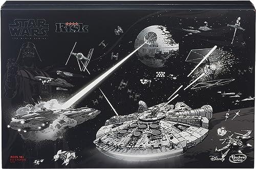 increíbles descuentos Hasbro Star Wars El El El negro Serie Riesgo Juego  más vendido