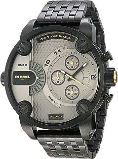 Diesel Men's Little Daddy Stainless Steel Chronograph Quartz Watch