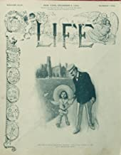 John Dempsey 1904 life magazine cover, Smithsonian Institute, beautiful illustration