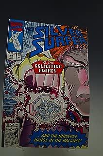SILVER SURFER #61 MARVEL COMIC BOOK 1991