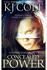 Concealed Power (The Healers of Meligna Book 1) Kindle Edition