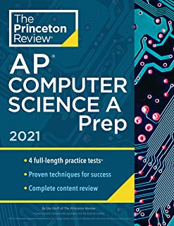 Princeton Review AP Computer Science A Prep, 2021