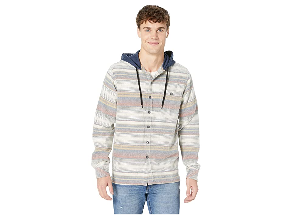 Billabong Baja Flannel (Stone) Men